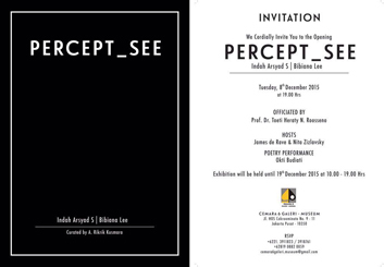 Percept-See Exhibition